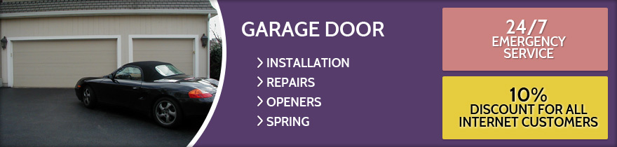 Hoffman Estates, IL Garge Door Repair Services